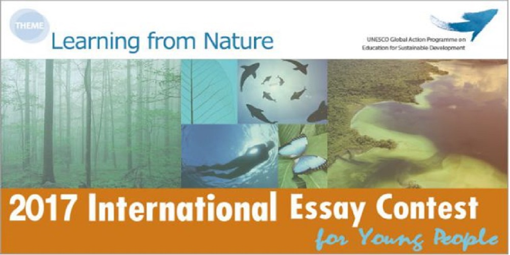international essay contest for young people by  2017 international essay contest for young people by unesco goi peace foundation